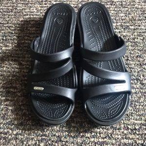 Women's Crocs size 11